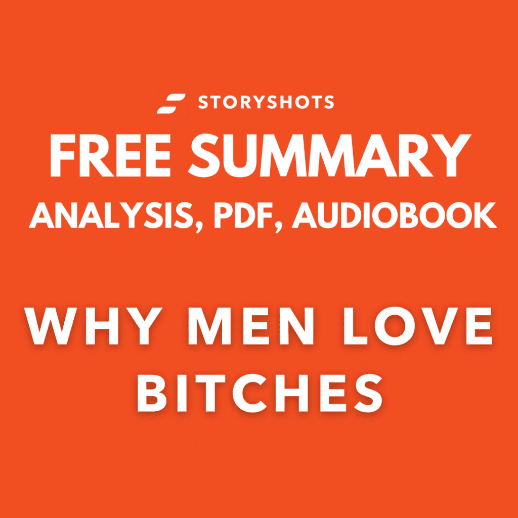 Why Men Love Bitches Summary PDF Free Book Review